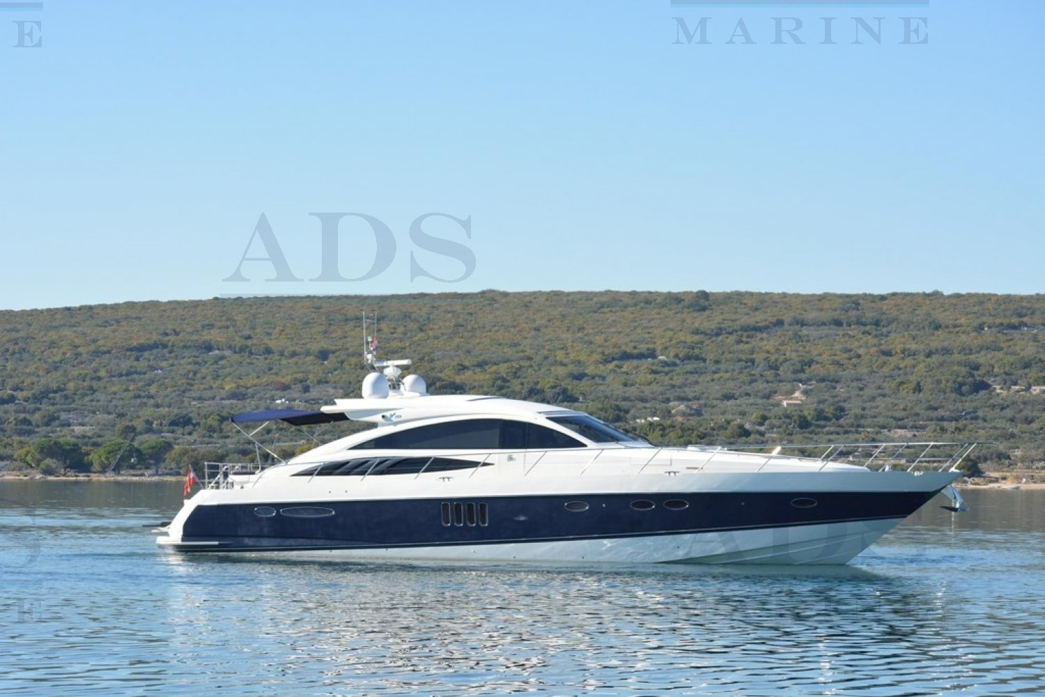 Princess Yachts V 70 Make Offer
